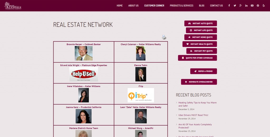 New Web Real Estate Network