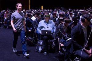 Virtual Reality Group Facebook
