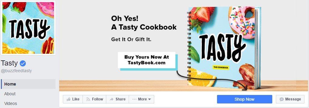 Tasty FB