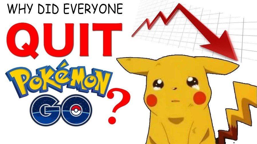 Pokémon Go, Where'd It Go?