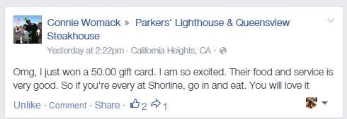 Facebook Success 2