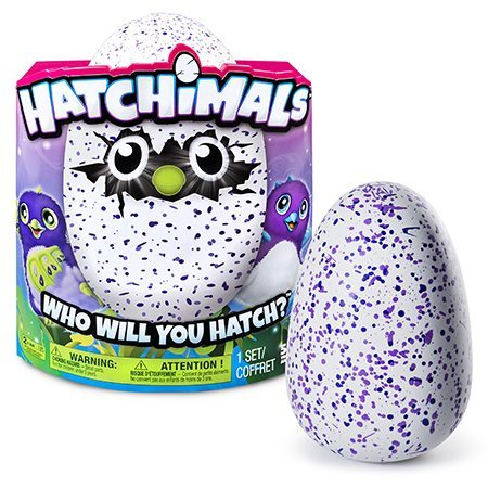 Hatchimals, December 2016 Popular Toy