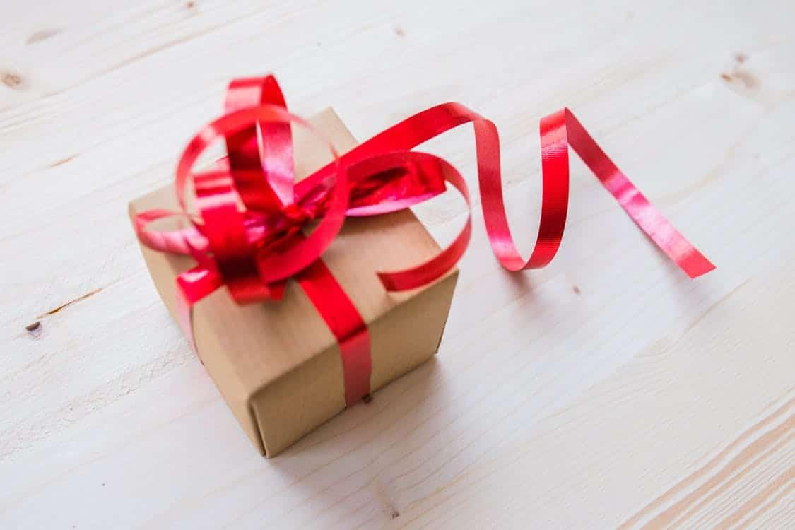 present reward