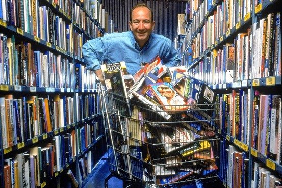 Jeff Bezos Amazon 1995
